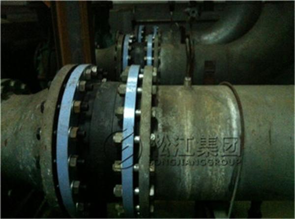 节能水处理设备软橡胶接头_上海淞江生产基