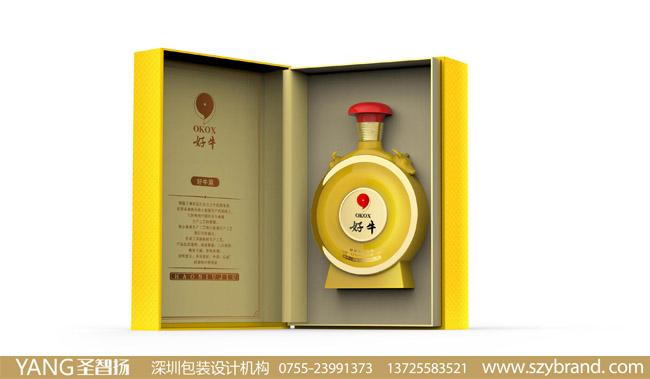 酒水包装设计 酒瓶包装设计