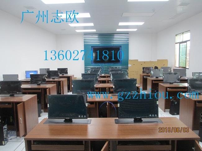 供应志欧液晶屏升降电脑桌案例,液晶升降桌