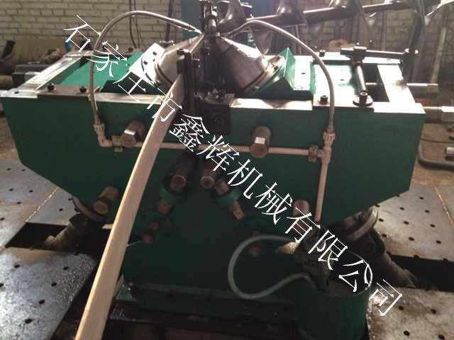 机械式绞龙叶片冷轧机
