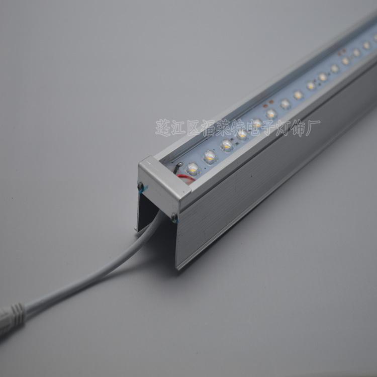 厂家直供LED硬灯条 铝材LED护栏管