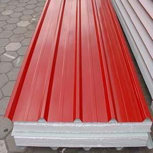 供兰州聚氨酯彩钢板和甘肃防火彩钢板价格