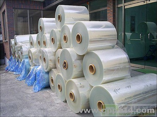PET胶片材料之塑胶原料介绍