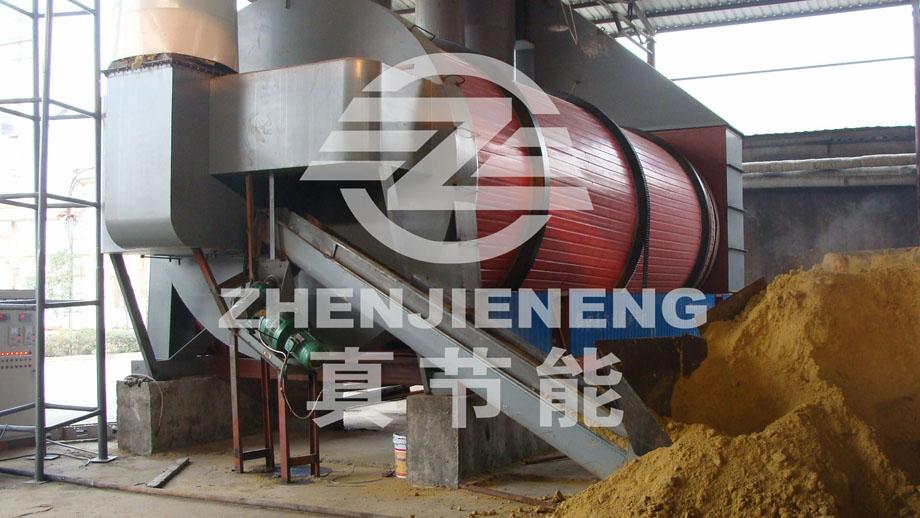 高效环保印染污泥烘干机