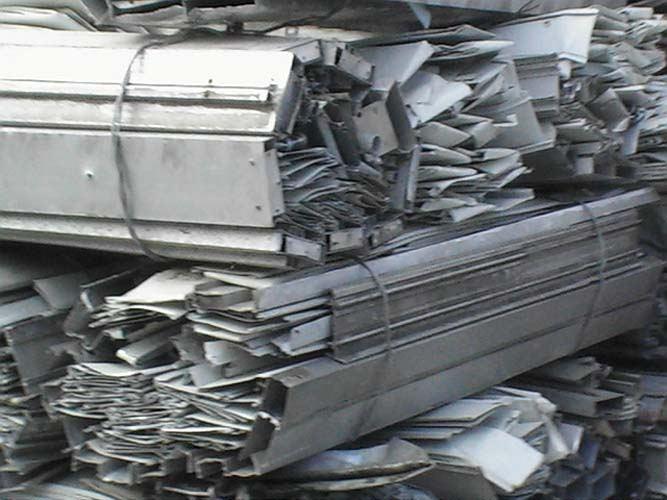 房山断桥铝回收公司房山废铝合金回收ps板回收