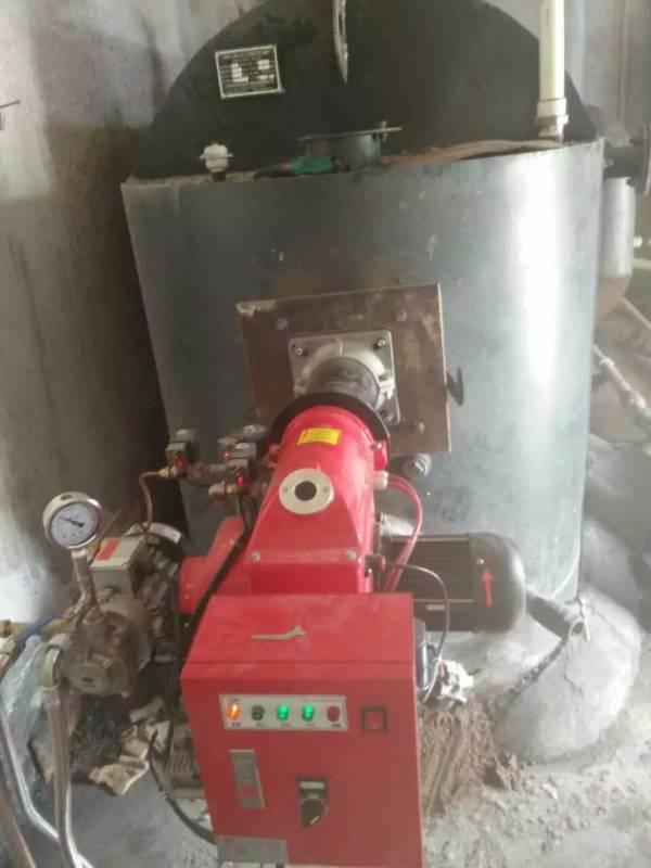 全自动智能化甲醇燃烧机