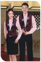 云南酒店服饰款式多种选择定做