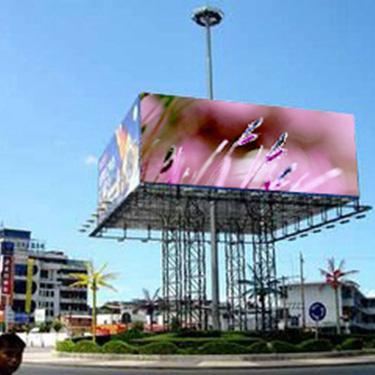 河北广告塔制作厂家八月低价促销值得一看