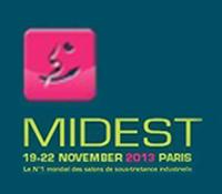 2016年法国巴黎国际工业配件展览会