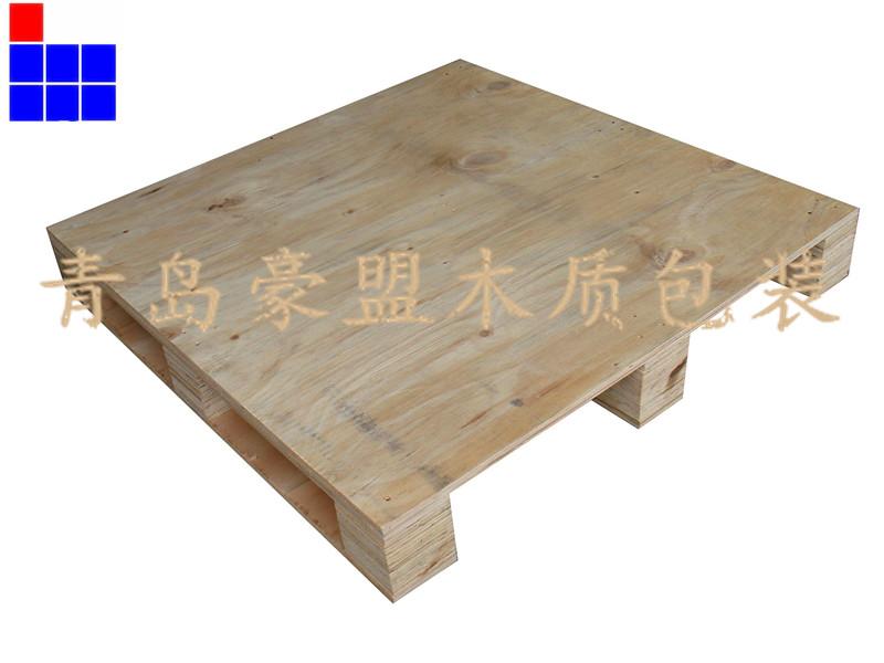 青岛胶合板托盘 专业生产供应出口多层板托盘质量好