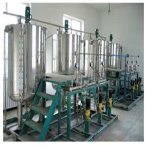 供洛阳工业清洗和河南原水预处理