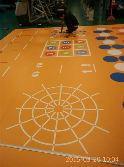 室外人造草坪拼装地板 重庆拼装地板 小螺号建材(多图)