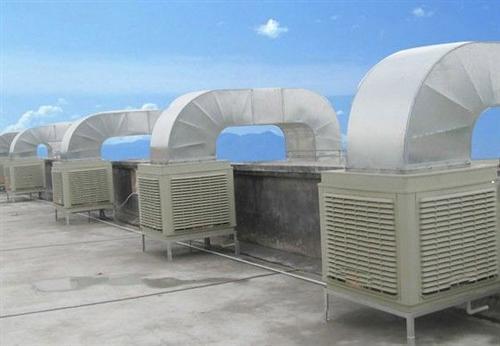 网吧用环保空调、茶山环保空调、科粤风美观