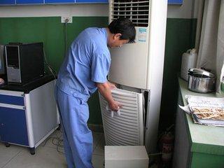杭州上城区南山路附近空调维修风不凉快空调