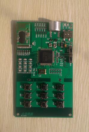 机器人避障遥控器电路设计