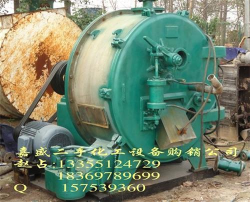二手不锈钢反应釜,嘉盛二手油脂化工设备,供应二手不锈钢反应釜