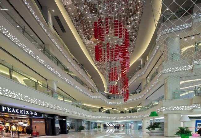 深圳罗湖商场装修设计