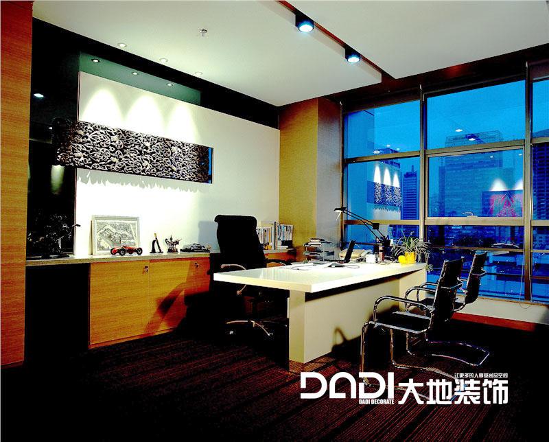 如何运用色彩来进行办公室装修设计