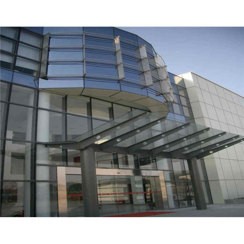 广州市钢结构玻璃雨棚安装供应性价比最高