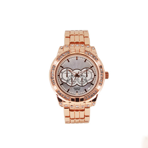 女士手表生产厂家 广东手表厂 长期供应漂亮女款手表