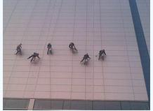 外墙清洗工程承包 上海外墙清洗公司 潜龙供