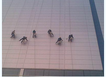 上海外墙清洗工程 外墙清洗公司 潜龙供