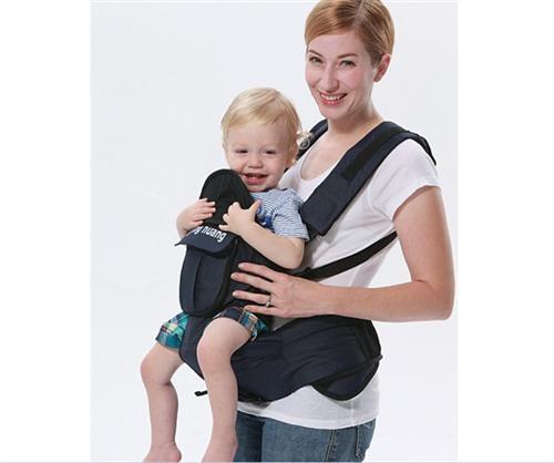 传统背带横抱式步骤图