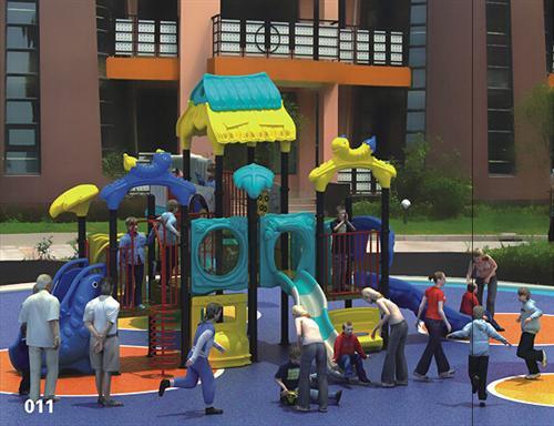 晋源区滑梯组合,悠乐玩具教具经销处,室内滑梯组合