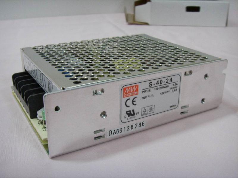 mw明纬开关电源明s-40-24 手机版  单相380v导轨安装式din:drh-120-24
