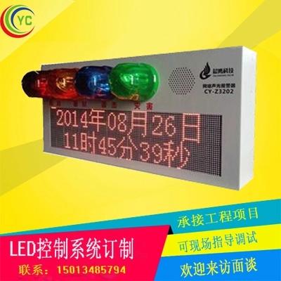 警报系统显示屏/停车场计费LED显示屏