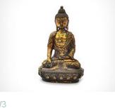大明宣德的佛像市场价格是怎么样