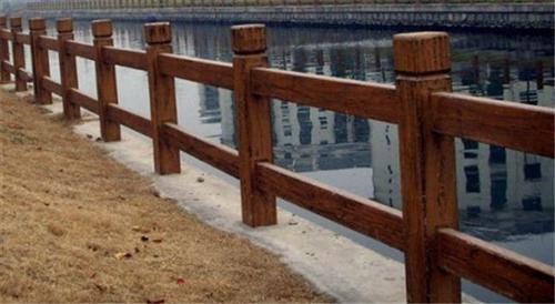 【仿木栏杆设计】_仿木栏杆设计价格