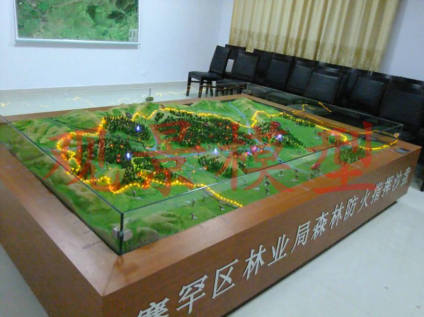 内蒙古观景模型公司