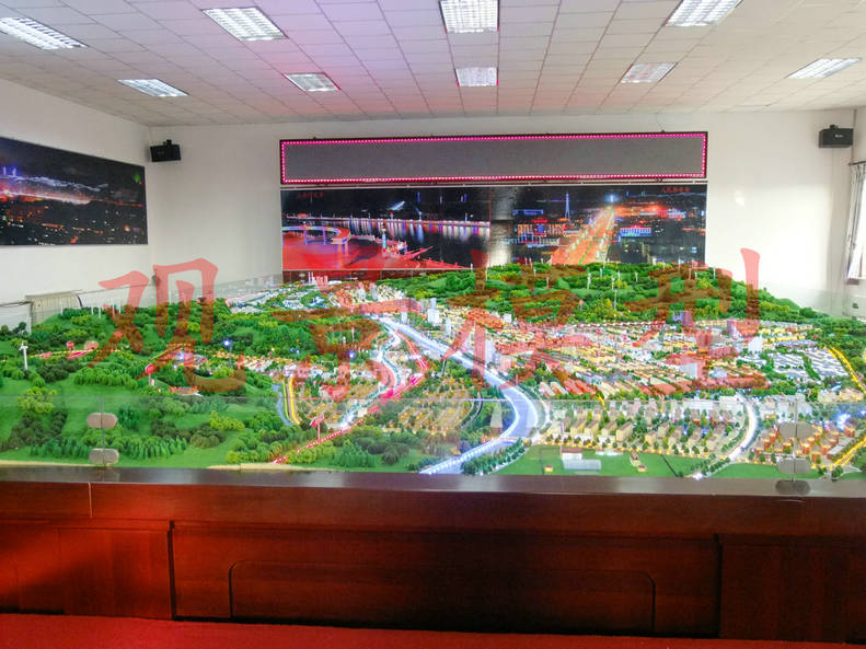 内蒙古专业建筑模型