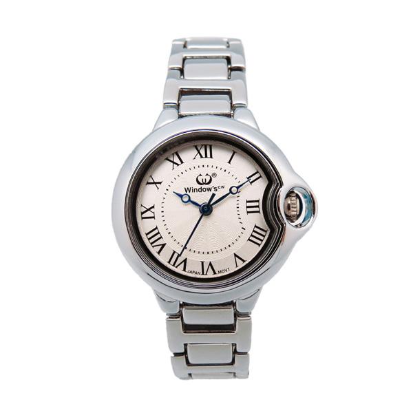 广东手表厂家 供应不锈钢礼品手表 品质好