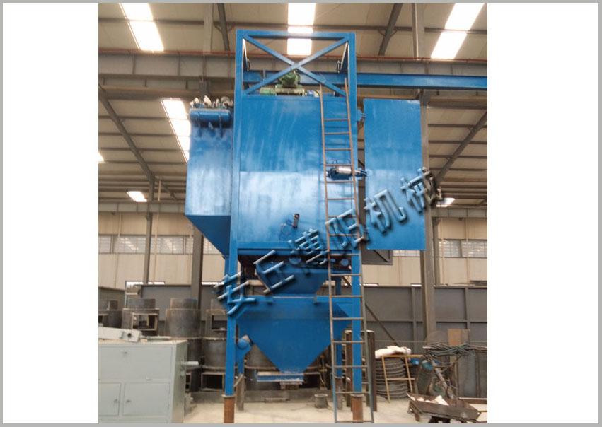 山东知名吨袋拆包机供应商|重钙吨包卸料平台