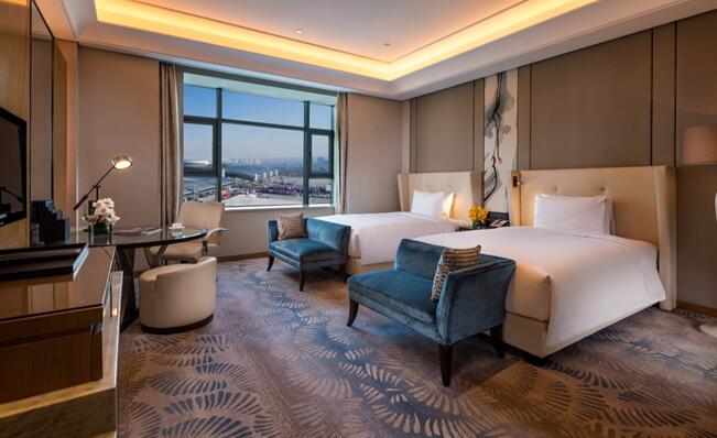 商务酒店陈设设计之酒店餐厅配饰设计