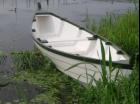 公园景区木船欧式木船手划船两头尖木船贡多拉刚朵拉婚纱摄影木船