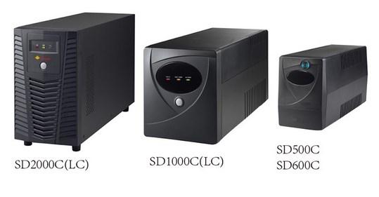西安APCups电源SC1000I产品报价