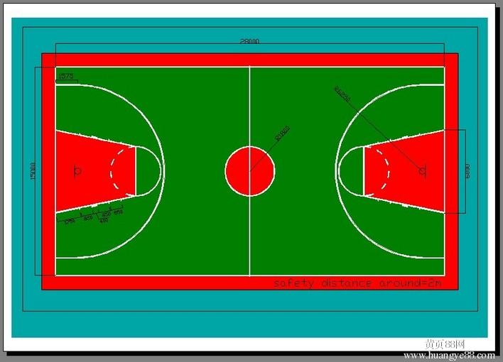 宁波篮球场地