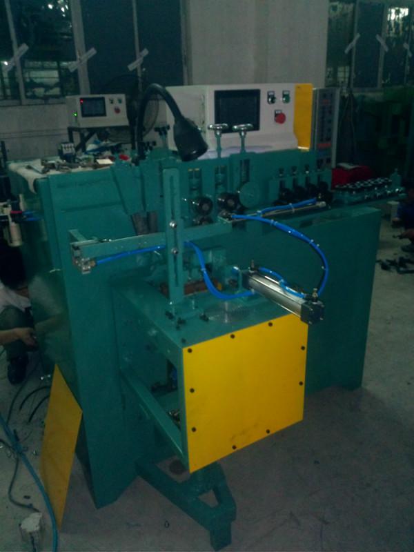 不锈钢管轮管机 铝管轮管机 竹节管成型机