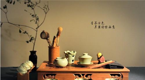 【成都古典茶楼设计公司茶室装修设计】-中国行业信息网