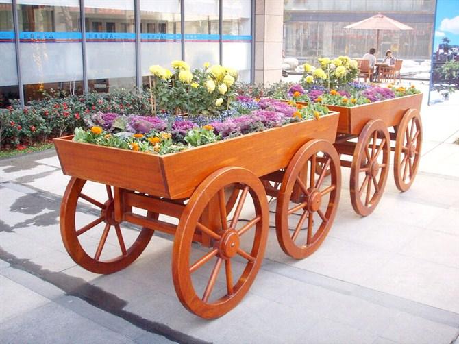 武汉林秀野景观花车供应哪家专业18186158190
