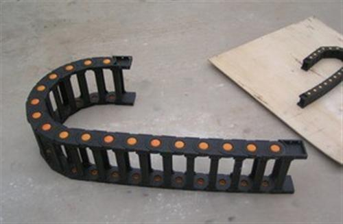 拖链,中澳机床附件,全封闭塑料拖链