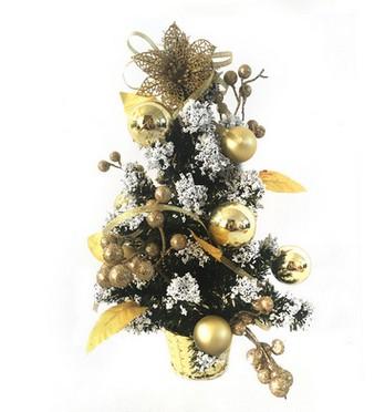 小海圣诞工艺树