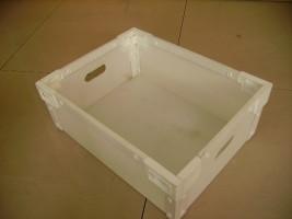 湖南印字中空板箱  湖南中空板零件盒