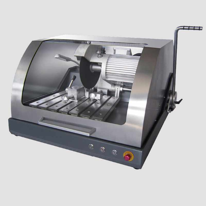川禾 金相CPS-1000手動試樣切割機 金相設備儀器