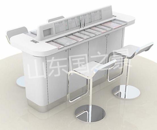 吉林专业填单台 大堂经理台定制厂家 就在国之景银行家具