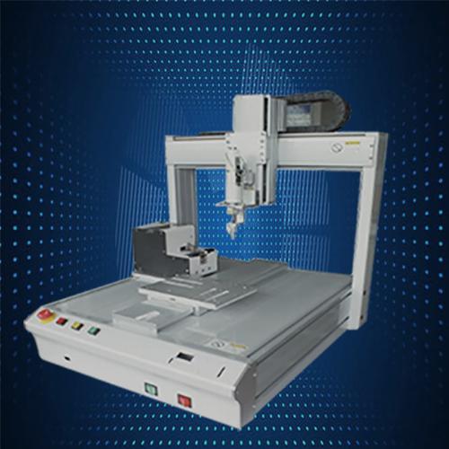 广州带翻转机构螺丝机维高仪器非标定制