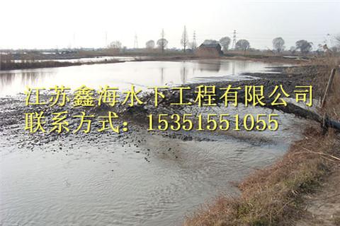 上高县水下施工公司水下探查